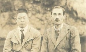 小宮山清三顕彰碑